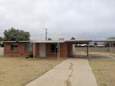 Pima County Single Family Home For Sale: 5749 E 36th Street