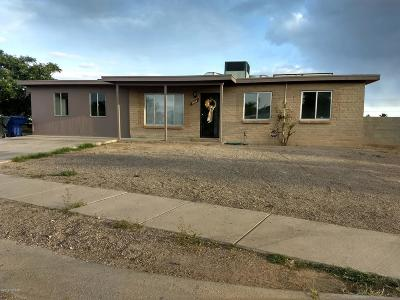 Pima County Single Family Home For Sale: 2054 E Minorka Street