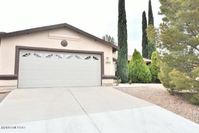 Sierra Vista Single Family Home Active Contingent: 3632 Dragoon Court