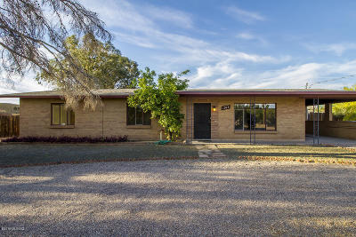 Single Family Home For Sale: 1313 E Lind Road