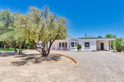 Tucson Single Family Home For Sale: 2315 E Lind Road