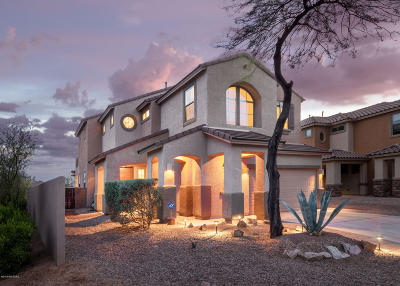 Oro Valley Single Family Home Active Contingent: 12837 N Bloomington Loop