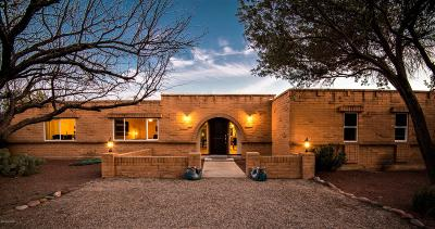 Tucson Single Family Home For Sale: 11334 E Prince Road