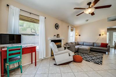 Pima County Single Family Home For Sale: 5323 W Wood Owl Drive