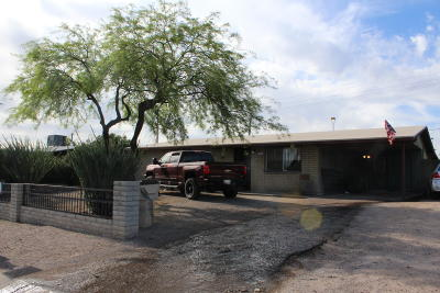 Single Family Home For Sale: 3281 W Calle Cisne