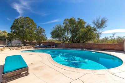 Tucson Single Family Home For Sale: 4161 N Camino Del Celador