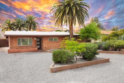 Pima County Single Family Home For Sale: 2910 E Helen Street