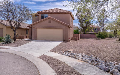 Green Valley Single Family Home Active Contingent: 787 W Cholla Crest Drive