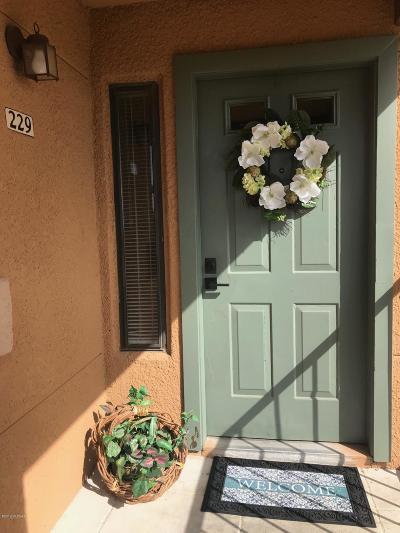 Tucson Condo Active Contingent: 6651 N Campbell Avenue #229