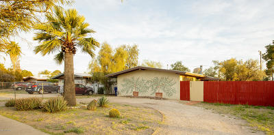 Pima County Single Family Home Active Contingent: 2020 E 33rd Street