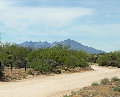 Tucson Residential Lots & Land For Sale: 14550 W Kestrel Road