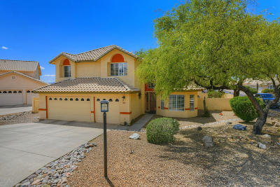 Tucson Single Family Home For Sale: 1795 W Wimbledon Way