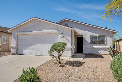 Pima County Single Family Home For Sale: 3611 W Courtney Crossing Lane