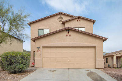 Single Family Home For Sale: 7158 S Camino Secreto