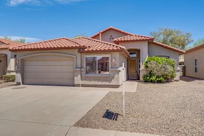 Tucson Single Family Home Active Contingent: 8997 E Sugar Sumac Street