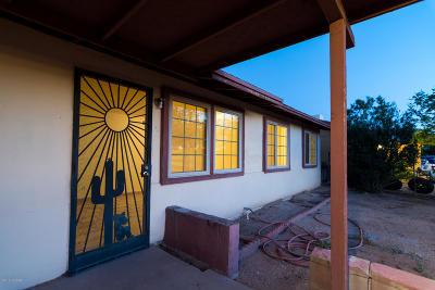 Pima County Single Family Home For Sale: 2001 S Martin Avenue