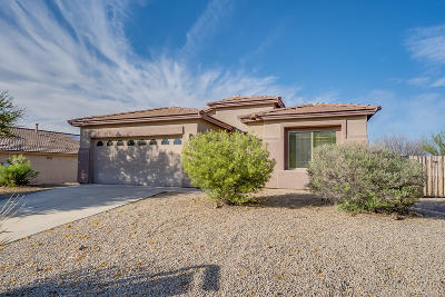 Valle Single Family Home For Sale: 17693 S Vermillion Sunset Drive