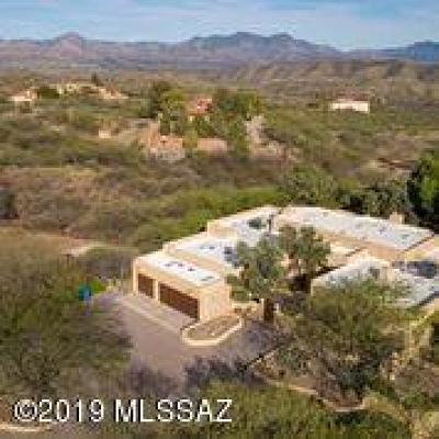 Santa Cruz County Single Family Home For Sale: 3161 N Canon Del Oro Drive