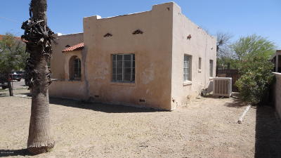Pima County, Pinal County Single Family Home For Sale: 3459 S 9th Avenue
