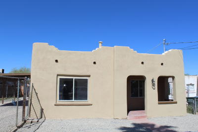 Pima County Single Family Home Active Contingent: 3468 S Clark Avenue