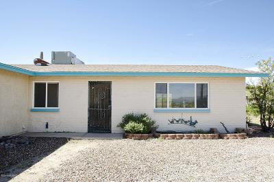 Tucson Single Family Home For Sale: 4158 N Tortolita Road