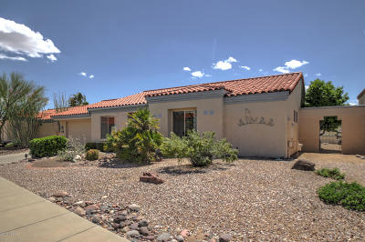 Green Valley Single Family Home For Sale: 1621 W Acala Street