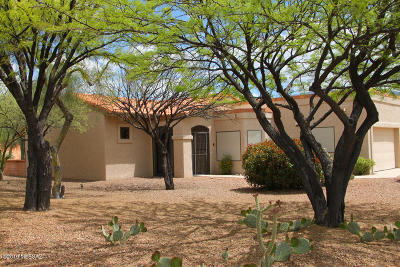 Oro Valley Townhouse For Sale: 14382 N Spanish Garden Lane