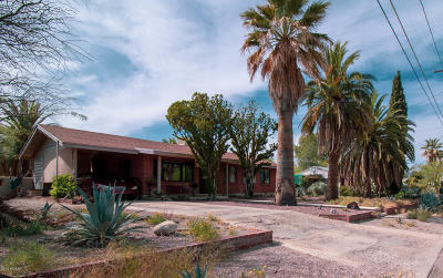 Pima County Single Family Home For Sale: 1831 N Winstel Boulevard