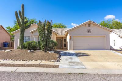 Single Family Home For Sale: 10026 E Paseo De La Masada