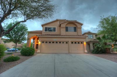 Sahuarita Single Family Home For Sale: 15399 S Camino Agua Azul