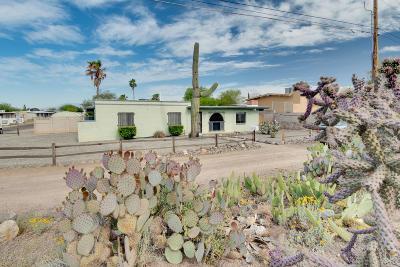 Tucson Single Family Home Active Contingent: 3001 S La Cholla Boulevard