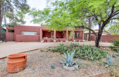 Pima County Single Family Home For Sale: 5650 E 21st Street