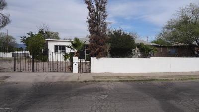 Pima County Single Family Home For Sale: 2001 E Hancock Vista