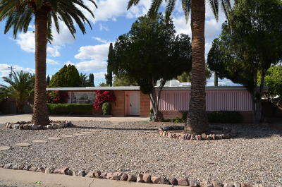 Single Family Home For Sale: 6933 E Calle Canis