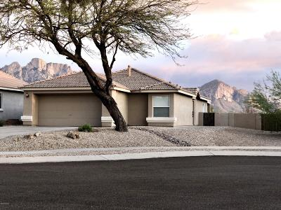 Oro Valley Single Family Home For Sale: 2152 E Tabular Place