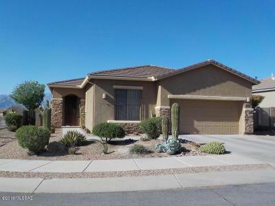 Single Family Home For Sale: 9941 E Caldera Place