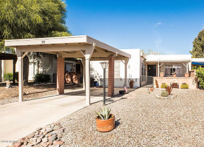Green Valley Townhouse Active Contingent: 331 N Camino Del Vate