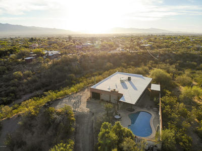 Tucson Single Family Home For Sale: 3601 W Cobbs Place