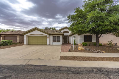 Tucson Single Family Home For Sale: 8905 N Alcante Way