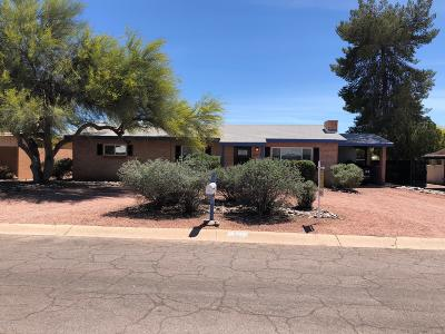 Tucson Single Family Home For Sale: 5226 E 8th Street