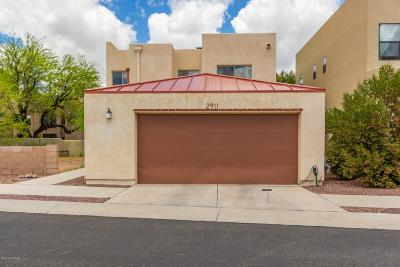 Tucson Townhouse Active Contingent: 2911 E Canyon Bend Street