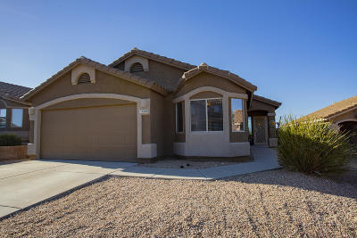 Valle Single Family Home For Sale: 13205 E Mesquite Flat Spring Drive