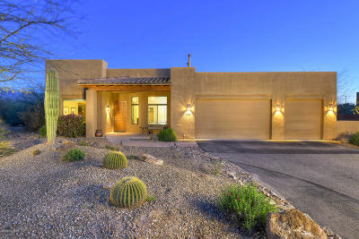 Tucson Single Family Home For Sale: 2280 N Roanna Court
