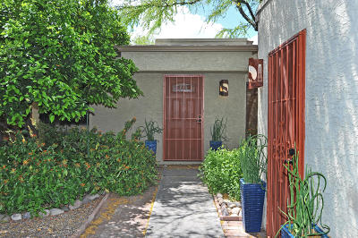 Pima County Townhouse For Sale: 3473 N Nandina Lane