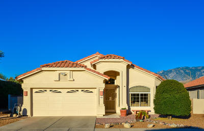 Oro Valley Single Family Home For Sale: 12262 N New Dawn Avenue
