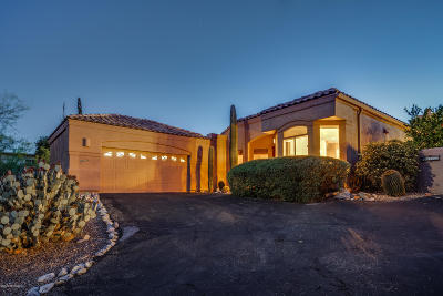 Tucson Single Family Home For Sale: 4105 N Via Tranquilo