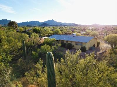 Tucson Single Family Home For Sale: 4940 N Camino De La Codorniz