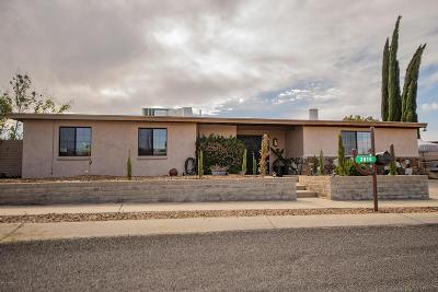 Pima County, Pinal County Single Family Home For Sale: 3010 S Calle Cordova