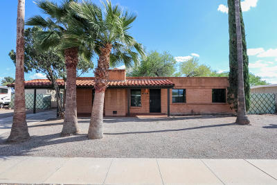 Pima County, Pinal County Single Family Home For Sale: 7420 E 39th Street
