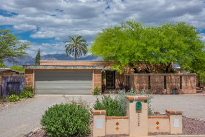 Tucson AZ Single Family Home For Sale: $260,000